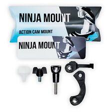 NINJA MOUNT - Action Cam Halterung - kompatibel mit GoPro