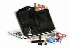 PORTA LAPTOP OFFICE ATTACHES TO LAPTOP LID ~ NEW TO THE MARKET~FREE SHIP!