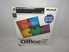Microsoft Office 97 Professional Edition NEW In Sealed Package