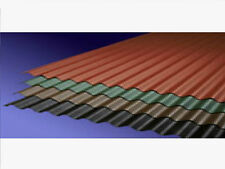 Corrugated Bitumen Ridge Capping Various Colours 1000 x 160