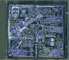 Ronny Jordan - Bad Brothers Ronny Jordan Meets Dj Krush Cd Perfetto