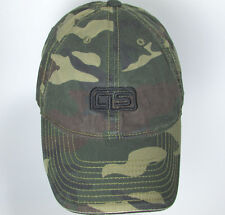 Camouflage Baseball Cap CLS Initials Electrical Distributor Hat One Size