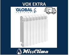 Global Vox Extra Radiatore Termosifone elementi alluminio 700 mm 10 Elementi