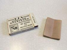 Vintage REX Razor Blade Sharpener for all safety Razor Blades