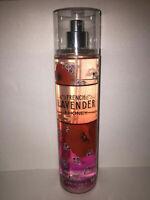 Bath and Body Works French Lavender & Honey Fine Fragrance Mist 8oz / 236ml