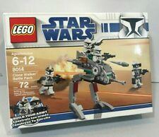 Lego Star Wars Clone Walker Battle Pack 8014 Clone Trooper Commander Gunner