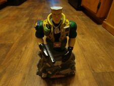 1998 TIGER ELECTRONICS--SMALL SOLDIERS MOVIE--CHIP HAZARD ROOM ALARM (LOOK)