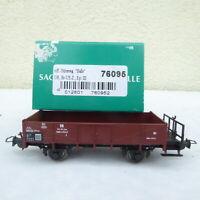 Sachsenmodelle 76095 Open Goods Wagon Halle DB Epoch 3 neuwertig Boxed