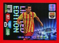 CHAMPIONS LEAGUE 2013-14 Panini - XXL Card Limited Edition - MESSI - BARCELONA
