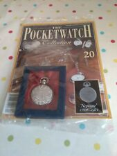 Hachette The Pocket Watch Collection - issue 20 neptune 1920s style