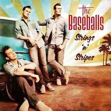 Strings 'n' Stripes - The Baseballs CD WARNER BROS
