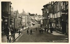 More details for knighton. broad street (corner) by ? heyworth.