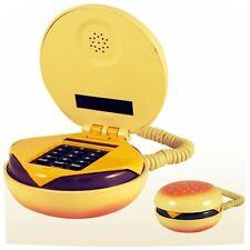 Cheeseburger mit Kabel Digital Festnetz Telefon (als Seen On Juno und Heim Davon