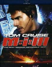 Mission: Impossible III [Blu-ray NEW]