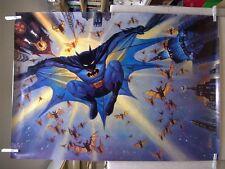 Steve Rude:: Batman With Bats Poster (USA)