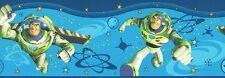 Disney Pixar Toy Story Buzz Lightyear Self-Stick Wallpaper Border Kid's room