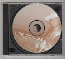 (HB187) Nicole, Eyes Better Not Wander - 1999 DJ CD
