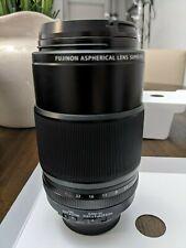 Fujifilm XF 80mm f/2.8 R LM OIS WR Lens