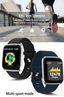 Fitness Activity Tracker Bluetooth Smart Watch Heart Rate Monitor GPS Running