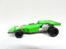 Green Formula One Indy Race Car Toy Made in Hong Kong