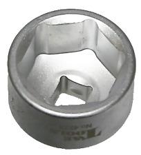 "27mm X 3/8"" Drive 6 Point Oil Filter Socket T&e Tools 4223"