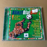 Music of the World Cup by Various Artists(CD 1998)20 tracks like new