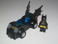 Lego ® Super Heroes Minifig Batman + Voiture Batmobile NEW