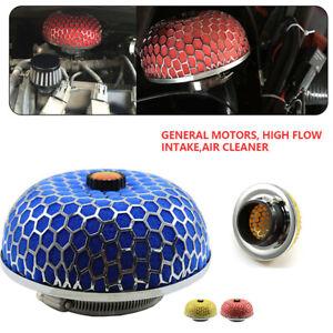 Universal Car Mushroom Air Intake Filter HKS High Flow Washable 3 Inch/76MM