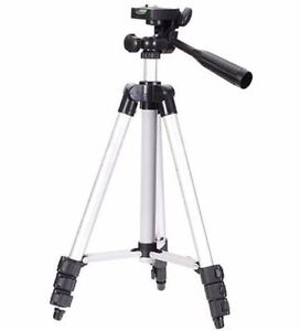 Tripod With Panhead For DSLR Canon Nikon Fuji Sony Digital Camera DV Camcorder