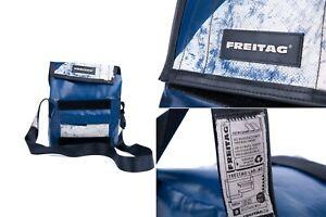 Men's FREITAG Series G5.1 Messenger Backpack Blue Tasche Cycling Bag N30