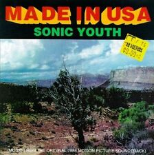 Made in USA [Original Motion Picture Soundtrack] by Sonic Youth (CD, Feb-1995, R