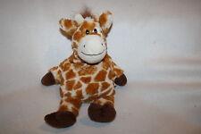 Cozy Hugs Microwavable Hot & Cold Aromatherapy Plush Animal Warmer Giraffe