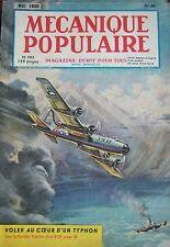 REVUE MECANIQUE POPULAIRE N° 048 AUTOMOBILE JAPON TYPHON ANANAS PETROLE 1950