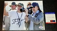 Steven Spielberg Jaws Signed Autographed 8x10 Photo PSA Indiana Jones Picture