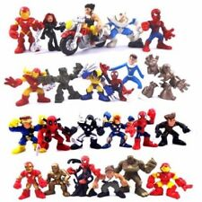 Random 5x Marvel Legends Super Hero Squad Spider-man Captain America Figure Gift