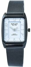 OMAX Women's Watch White Titanium LOOK Analogue Wristwatch G-60412110216899