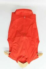 RAPHA Men's Pro Team Lightweight Red Packable Rain Cycling Gilet Size XS NEW