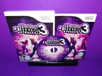 Dance Dance Revolution 3 Hottest Party Nintendo Wii Compete Game B531