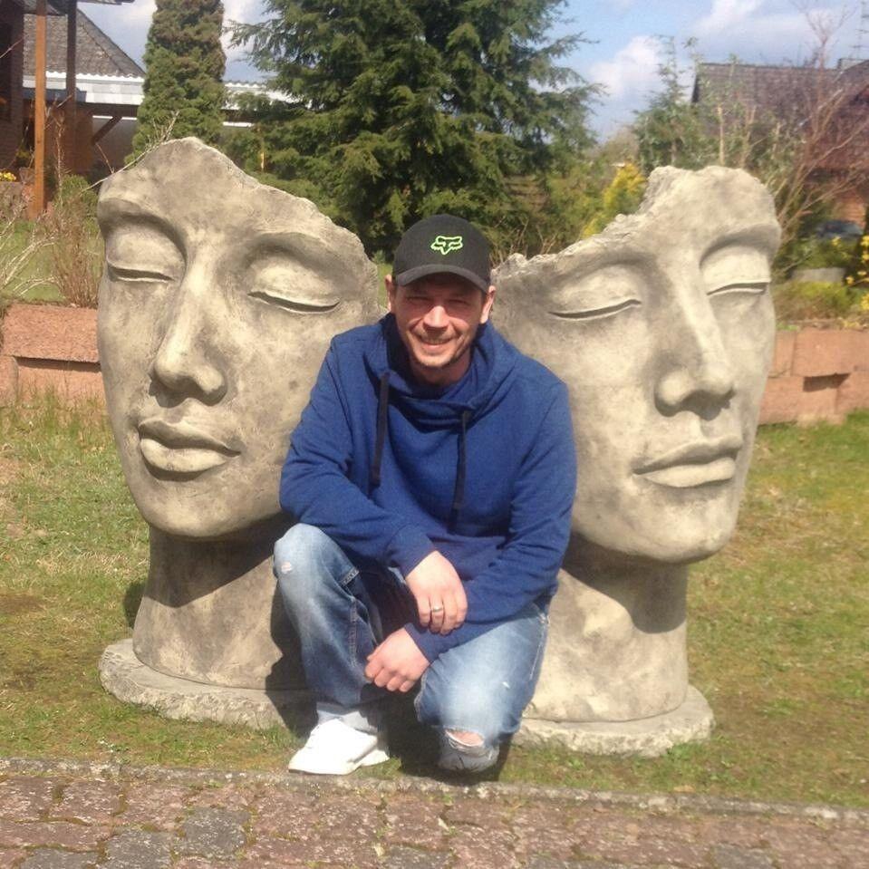 Me - Steinfiguren