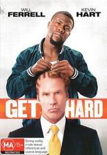 Get Hard  - DVD - NEW Region 4