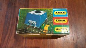 TRIX échelle ho Transformateur en boite