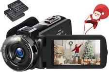 GOXMGO Video Camera Camcorder, Full HD 1080P 24MP 30FPS Digital Video...