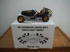 Bill Schindler FAMOUS Caruso Offy  KURTIS KRAFT midget race car GMP 1:18 diecast