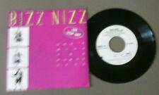 """BIZZ NIZZ    SINGLE 7""""   """" DON`T MISS THE PARTYLINE """""""