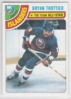 Bryan Trottier 1978/'79 Topps #10 - New York Islanders