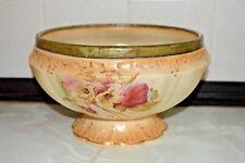 Crown Devon Royal Riga serving bowl