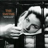 THE SMITHS singles (CD, compilation) greatest hits, best of, indie, pop rock