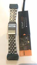 Angus Jubilee 316L Strapcode MiLTAT 22mm Bracelet for Seiko 007 009