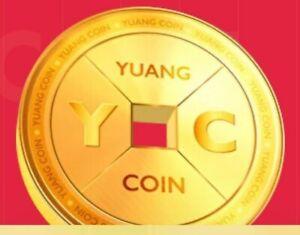 20 MILLION Yuang Coin (YUANG)