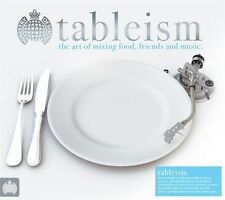 MINISTRY OF SOUND Tableism 2CD NEW featuring MARK RONSON, ALOE BLACC